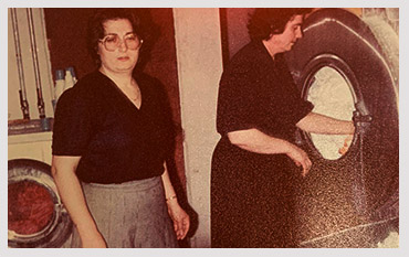 Lavanderia Gaudenzi dal 1970